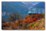 De DOUANS à LABLACHE - Vallée de la Tinée 06 - Beautés d'Automne