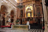 Catedral, Altar Mayor