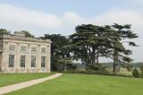attingham park and cedar trees
