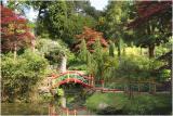 chinese foot bridge.
