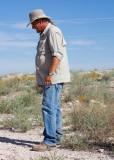 Bob DeVry (Crew Chief, Archaeology field school)