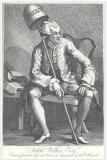 John Wilkes, Lord Mayor of London 1774-1775. Evan Bell's mother, Miriam Wilkes, ancestor.