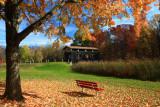 Autumn SceneCovered BridgeOctober 24, 2008