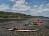 Kayaking the HudsonApril 26, 2009
