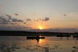 Kayaking SunsetJune 6, 2009