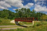 Bike Trail Bridge in HDRJuly 30, 2009