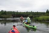 Kayaking the Bog RiverAugust 15, 2010