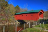 Covered Bridge in HDROctober 13, 2012