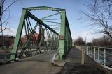 Peebles Island Bridge to Cohoes