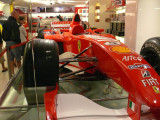 The Ferrari shop