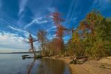 Early Fall -- Bushey Point Leesylvania State Park on Potomac River