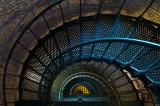 Inside the Corolla Lighthouse