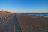 OBX Sunrise Looking North
