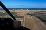 Returning to the Ocala Airport