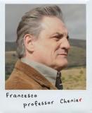 Francesco Salvi è il Professor Chenier