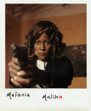 Melanie Gerren è Malika