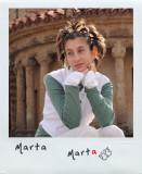 Marta Curci è  Marta, sorella di Vladimiro
