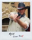 Max Bertolani è il Cow Boy
