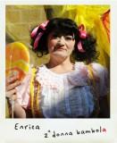 Enrica è la 1a donna bambola