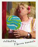 Julietta è la 2a donna bambola