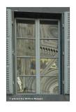 La finestra dove si specchia il Duomo