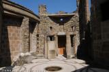 La buzziana: interno dell'Acropoli