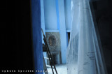 la stanza azzurra della Buzziana