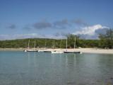Sea Pearls Sailing In Exuma