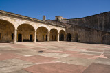 Fort's Courtyard