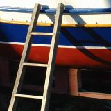 Colors on boat