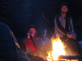 Backpacking in the Wallowa Mountains- August 2008