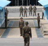 DMZ at Panmunjom and Kaesong