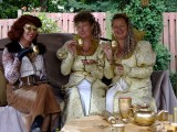 Elf Fantasy fair Arcen 2010 - Golden girls