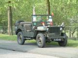De Jeep van Meneer Van de Pol, de chauffeur van Prins Bernhard