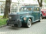Opel op kolengas