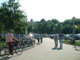 Grote fietsenwouden