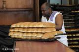 Fresh Cuban Bread, Havana Cuba  2