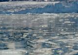 Ice, Liefdefjord,  Svalbard Norway