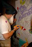 Fantasy Fest  Burlesque Mural Party 9