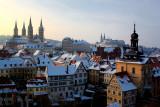 Bamberg in Winter