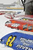COURSE EN CANOTS       (finale)    DIMANCHE  10 FÉVRIER  2008