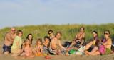 La fin d'une journée parfaite à la plage Emery Léger, à Cap-Pelé