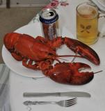 Le homard au Nouveau-Brunswick est légendaire