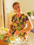 La maîtresse de sa cuisine