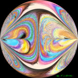 Ornamental Peace Art Circle