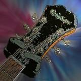 Epiphone Guitar Headstock