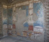 One of the Partially Remaining Frescos