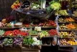 Outdoor Produce Market