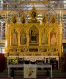 Altar of the Basilica of Santa Croce