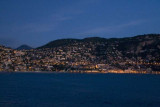 Early Morning Arrival in Villefranche